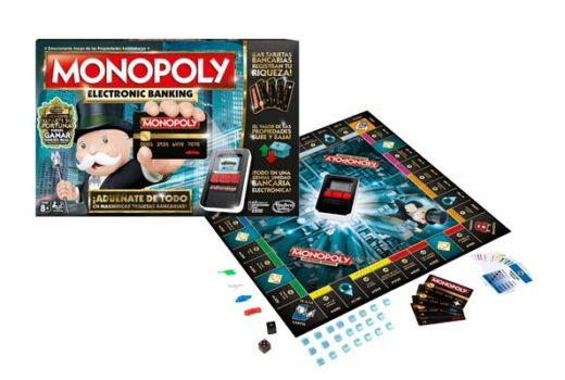 Monopoly banca electrónica barato oferta descuento chollo blog de oferta