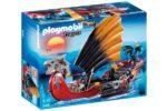¡Chollo! Playmobil Barco de batalla del dragón barato 28€