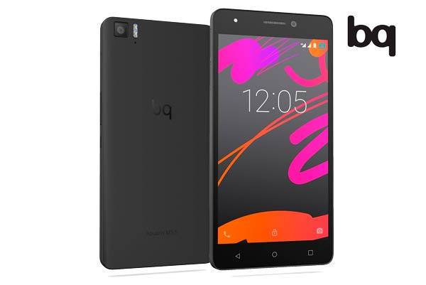 Smartphone BQ Aquaris M5.5 barato oferta descuento chollo blog de ofertas