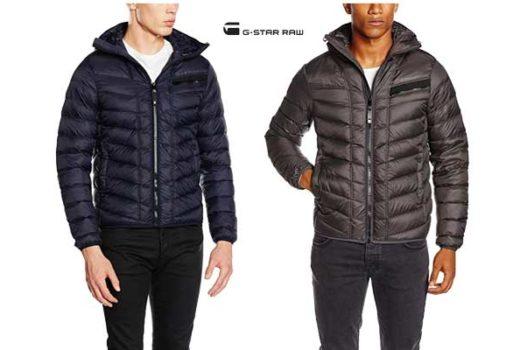 abrigo g star raw Attacc Solid barato oferta descuento chollo blog de ofertas