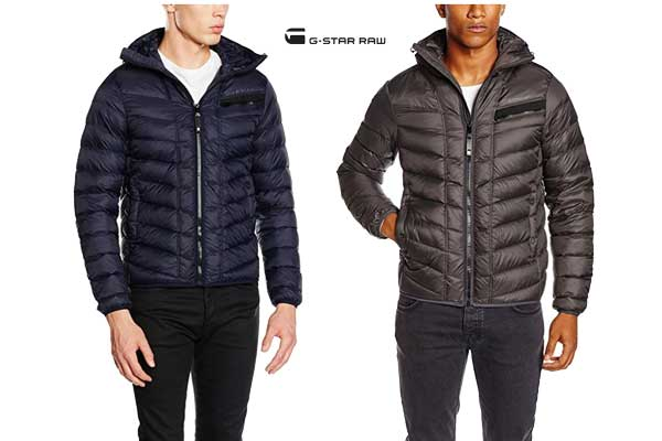 abrigo g star raw Attacc Solid barato oferta descuento chollo blog de ofertas