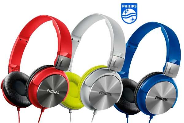 auriculares Philips SHL3160 baratos ofertas descuentos chollos blog de ofertas choll