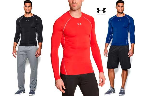 camiseta de compresión under armour Hg barata oferta descuento blog de ofertas.jpg
