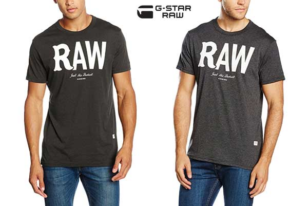 camiseta g star raw Leacht barata oferta descuento chollo blog de ofertas