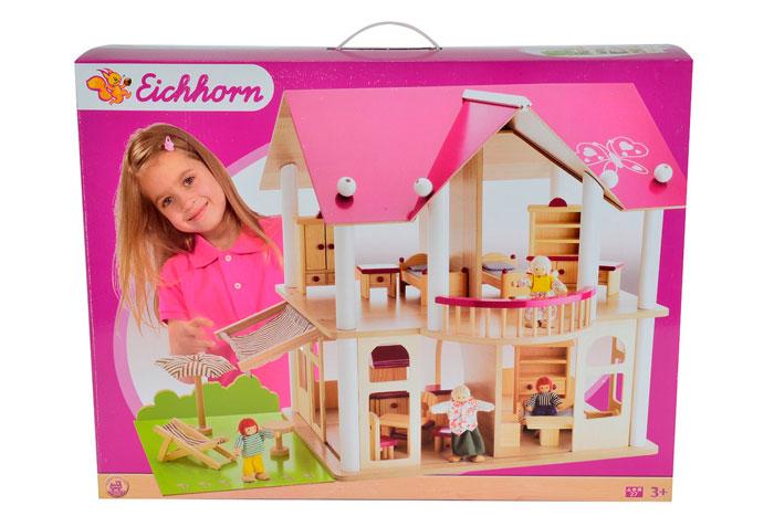 casa de muñecas de madera bararata chollos amazon blog de ofertas bdo