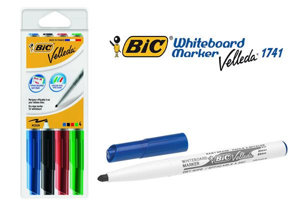 comprar Estuche 4 marcadores Bic barato chollos amazon blog de ofertas bdo