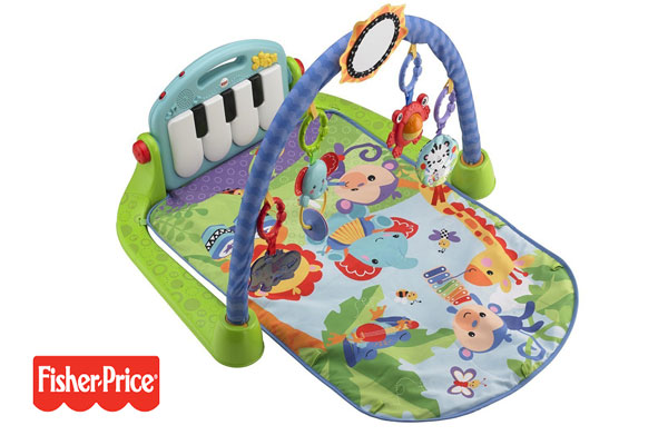comprar Gimnasio pataditas Fisher Price barato chollos amazon blog de ofertas bdo