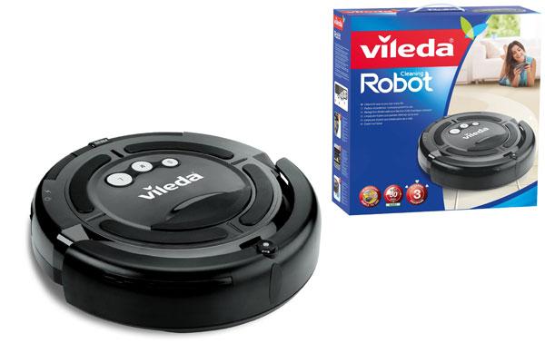Chollo robot vileda cleaning barato 99 43 descuento - Robot de limpieza vileda ...