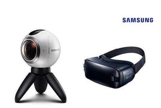 comprar Samsung Gear 360 + Gafas barato chollos amazon blog de ofertas bdo