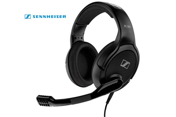 comprar auriculares gaming sennheiser pc 360 barato chollos amazon blog de ofertas bdo