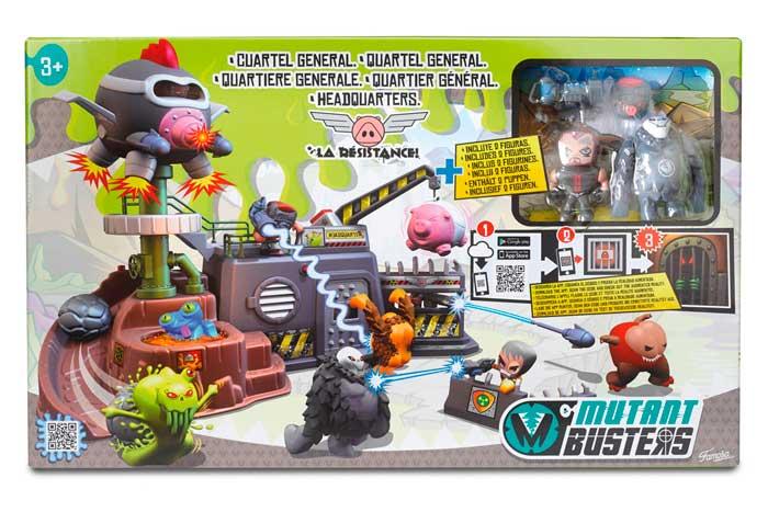 comprar cuartel general mutant busters barato chollos amazon blog de ofertas bdo