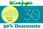 Venta Privada El Corte Inglés en MODA -30% Descuento