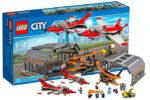 ¡Chollo! Lego City Aeropuerto espectáculo barato 49,99€ al -38% Descuento