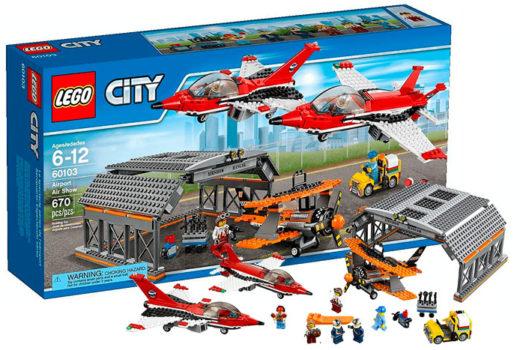 comprar lego 60103 Lego City Aeropuerto barato chollos amazon blog de ofertas