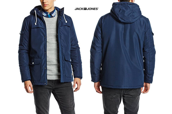 comprar parka jack jones barata chollos amazon rebajas blog de ofertas bdo