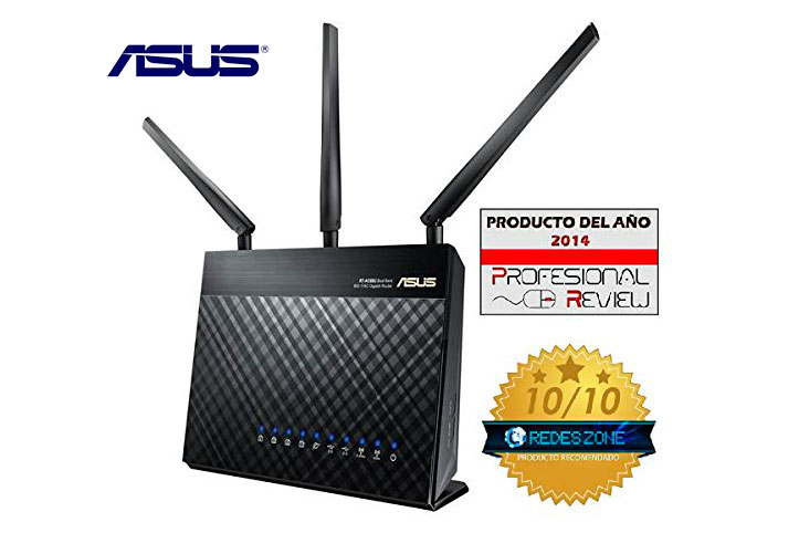 comprar router asus rt-ac68u barato chollos amazon blog de ofertas bdo