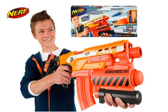 donde comprar nerf demolisher barata chollos amazon blog de ofertas bdo