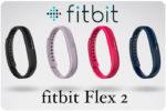 ¡Chollo! Pulsera actividad Fitbit Flex 2 barata 69,99€-30% Descuento