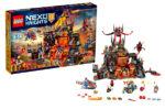¡Chollo! Guarida Volcánica Lego Nexo Knights barato 69,9€ -42% Descuento
