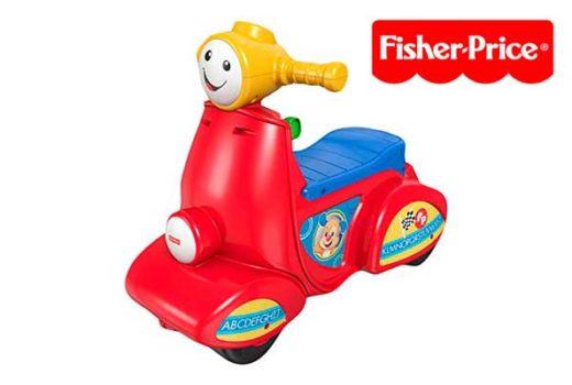 mi primera moto fisher price barata oferta descuento chollo blog de ofertas