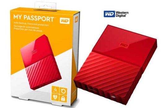 my passport 4tb barato oferta descuento chollo blog de ofertas