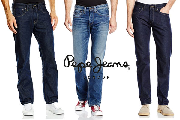 pantalones vaqueros pepe jeans Kingston baratos ofertas descuentos chollos blog de ofertas