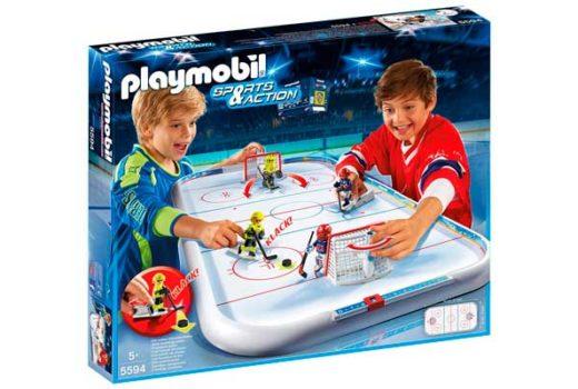 playmobil campo de hockey barato oferta descuento chollo blog de oferta
