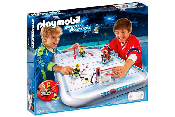 playmobil campo de hockey barato oferta descuento chollo blog de oferta
