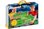 ¿Dónde comprar Set Fútbol Playmobil barato 68570? Ahora 39€