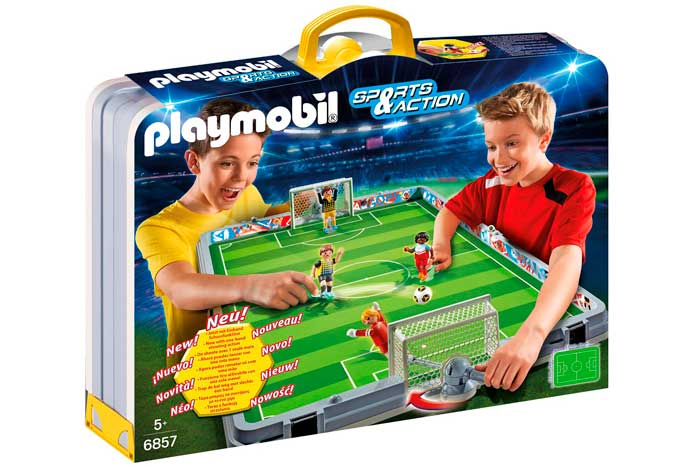 set futbol playmobil 68570 barato chollos amazon blog de ofertas bdo