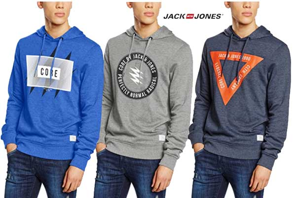 sudadera jack jones Jcocross barata oferta descuento chollo blog de ofertas