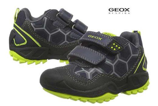 zapatillas Geox J New Savage baratas ofertas descuentos chollos blog de ofertas