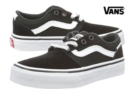 c93cbdf3c zapatillas Vans Chapman Stripe baratas ofertas descuentos chollos blog de  ofertas