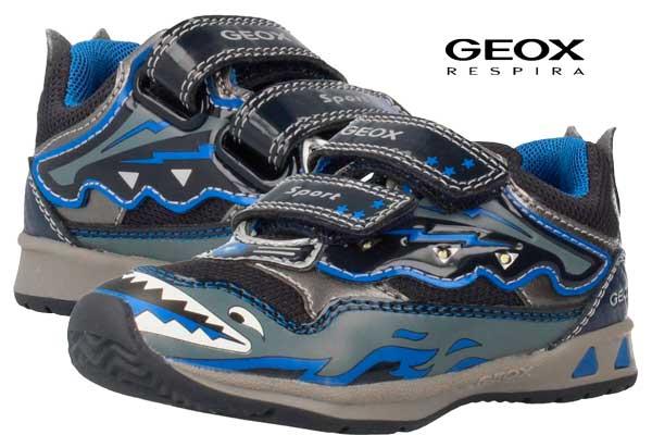 zapatillas geox B TEPPEI BOY D baratas ofertas descuentos chollos blog de ofertas