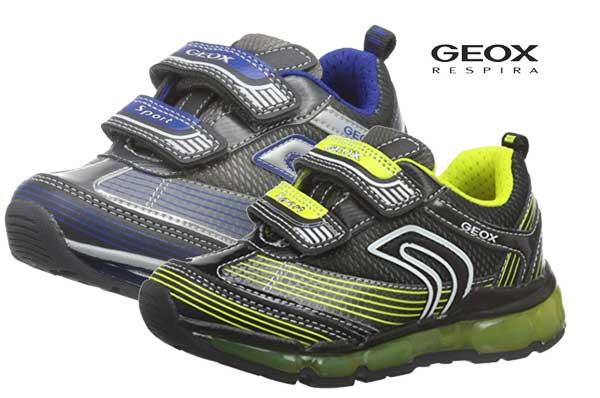 zapatillas geox J android boy e baratas ofertas descuentos chollos blog de oferta