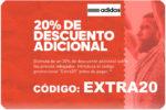¡Oferta! Rebajas -20% Descuento Adicional Adidas