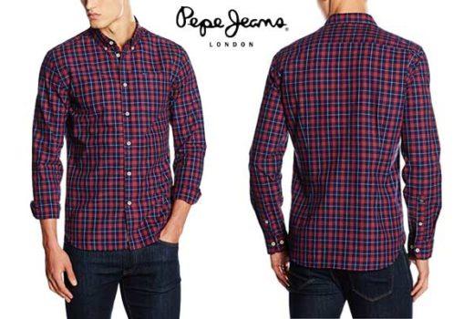 Camisa Pepe Jeans Artemis barata oferta descuento chollo blog de oferta