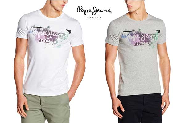 Camiseta Pepe Jeans Goodge barata oferta descuento chollo blog de ofertas