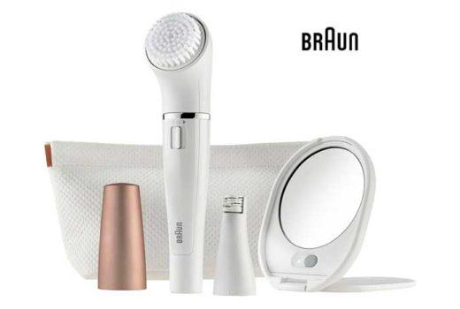 Cepillo Braun Face 831 barato oferta descuento chollo blog de ofertas