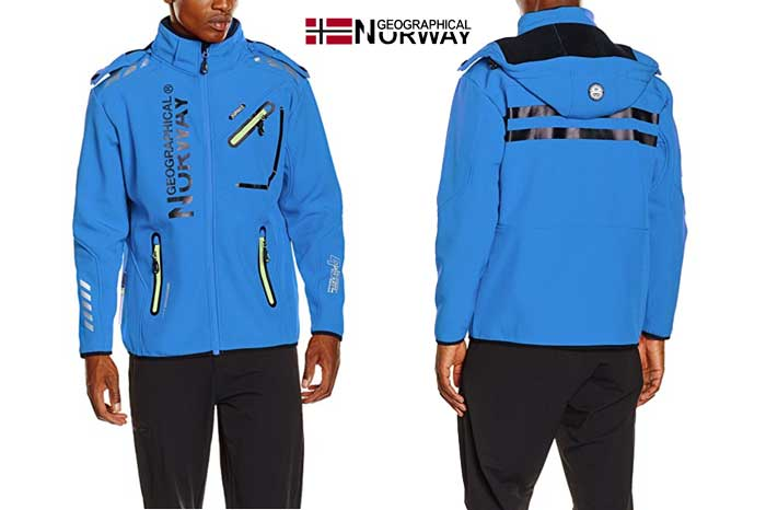 Chaqueta Geographical Norway Rivoli barata oferta descuento chollo blog de ofertas