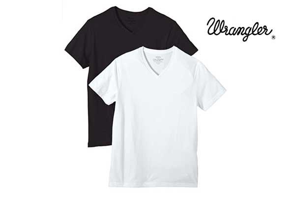 Pack 2 camisetas wrangler baratas ofertas descuentos chollos blog de ofertas