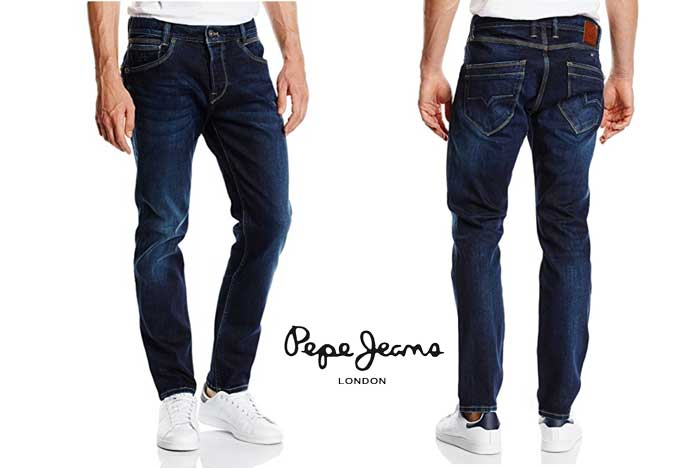 Pantalones vaqueros Pepe Jeans Spike baratos oferta descuento chollo blog de ofertas