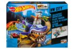 ¡Chollo! Pista Tiburón Devorador Hot Wheels barata 15€ -50% Descuento