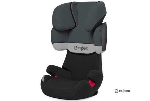 Silla de coche Cybex Solution X grupo 2-3 barata oferta descuento chollo blog de ofertas