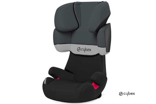 Silla de coche Cybex Solution X barata oferta descuento chollo blog de ofertas