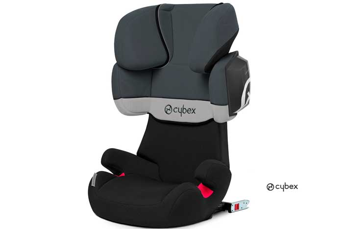Silla de coche Cybex Solution X2-fix barata oferta descuento chollo blog de oferta