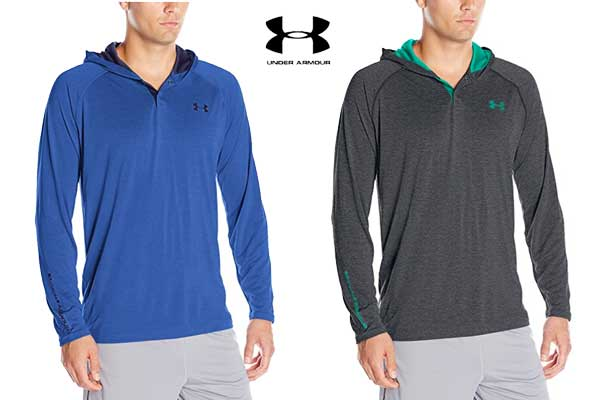 Sudadera Under Armour Tech barata oferta descuento chollo blog de ofertas