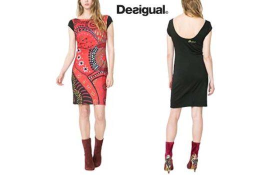 Vestido Desigual Corban barato oferta descuento chollo blog de ofertas .