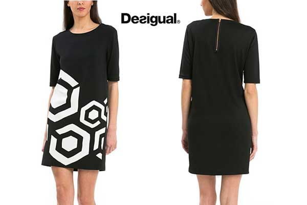 Vestido Desigual Cuvy barato oferta descuento chollo blog de ofertas