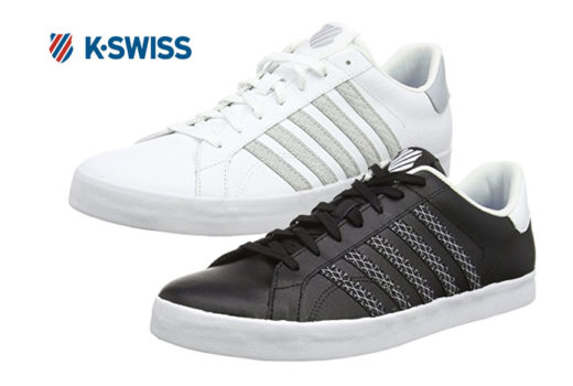 Zapatillas K-Swiss Belmont So baratas oferta descuento chollo blog de ofertas bdo .